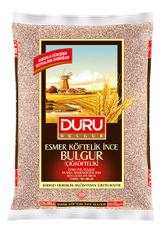 Dark Fine Bulgur